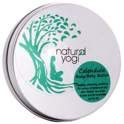 Natural Yogi Chamomile & Calendula Body/Baby Butter