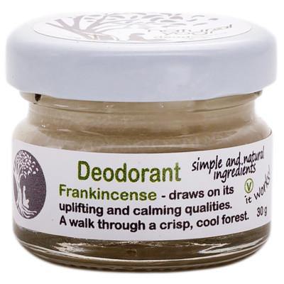 Natural Yogi Frankincence Deodorant