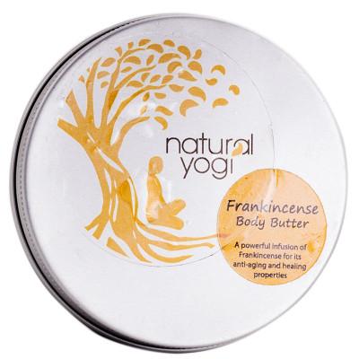 Natural Yogi Frankincense Body Butter