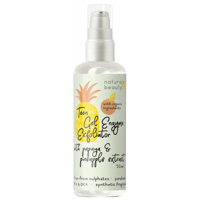 Naturals Beauty Teen Enzyme Exfoliator