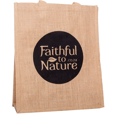 Faithful to Nature Jute Bag