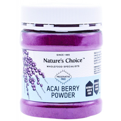 Nature's Choice Acai Berry Powder