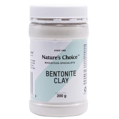 Nature's Choice Bentonite Clay Powder