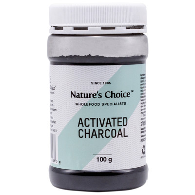 Nature's Choice Detoxinol – Activated Charcoal