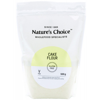 Nature's Choice Gluten Free Cake Flour