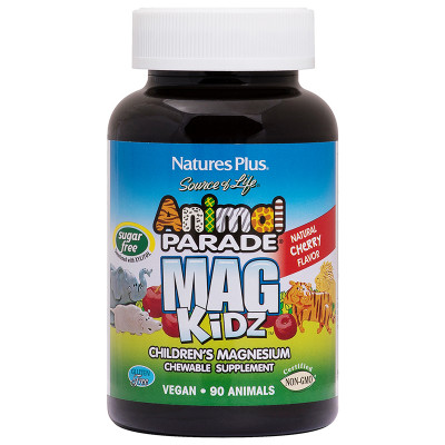 NaturesPlus Animal Parade MagKidz Chewables