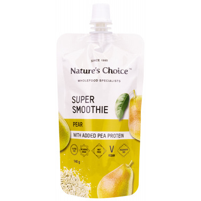 Nature's Choice Pear Super Smoothie