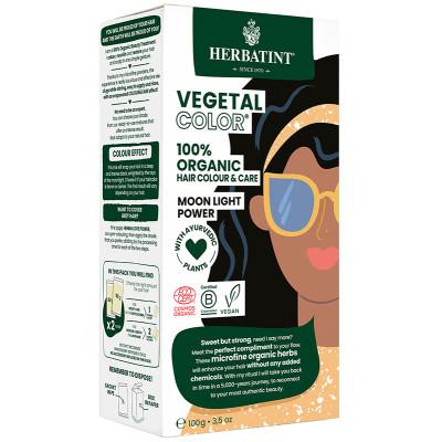Herbatint Vegetal Color - Moon Light Power