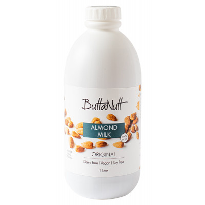 ButtaNutt Almond Milk Bottle