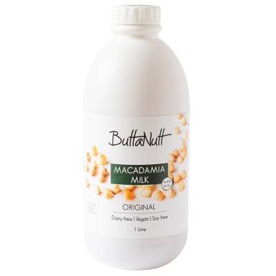 ButtaNutt Macadamia Milk Bottle