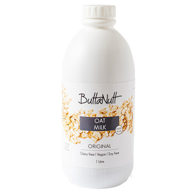 ButtaNutt Oat Milk Bottle