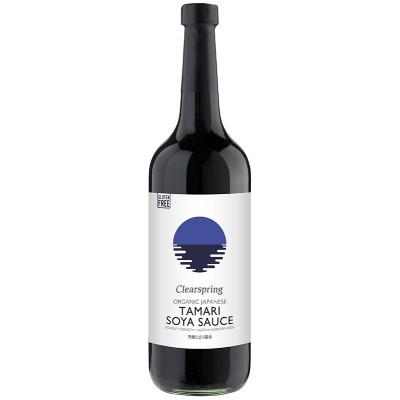 Clearspring Organic Double Strength Tamari Sauce - Gluten Free