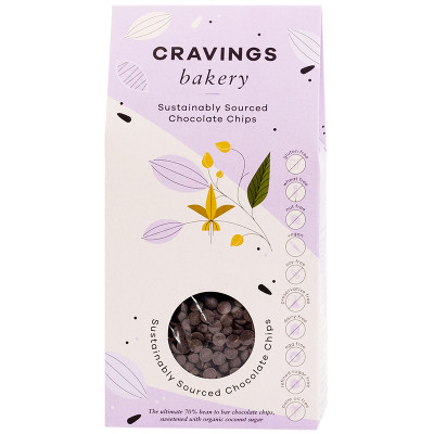 Cravings Bakery Sustainably Sourced Chocolate Chips