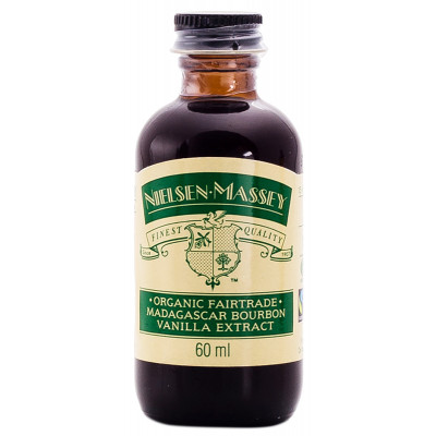 Nielsen-Massey Organic Madagascar Bourbon Vanilla Extract