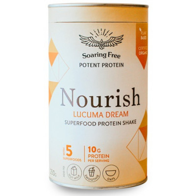 Soaring Free Nourish Superfood Protein Shake - Lucuma Dream
