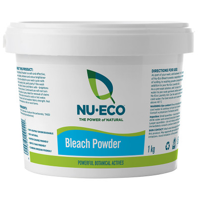 Nu-Eco Bleach Powder