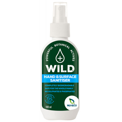 Nu-Eco Wild Hand and Surface Sanitiser
