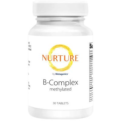 Nurture By Metagenics B-Complex Methylated
