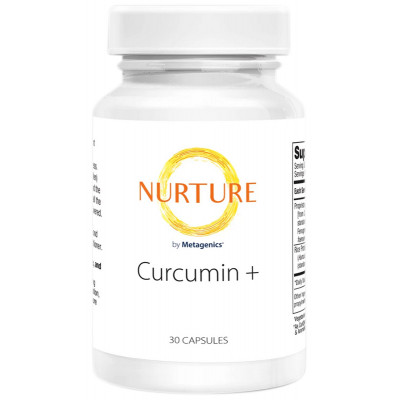 Nurture By Metagenics Curcumin+