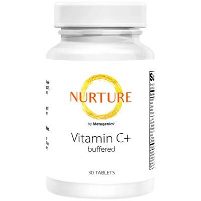 Nurture By Metagenics Vitamin C+ Buffered
