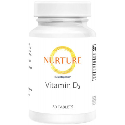 Nurture By Metagenics Vitamin D3