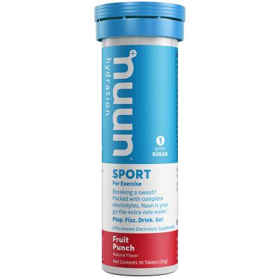 nuun Hydration Sport Fruit Punch