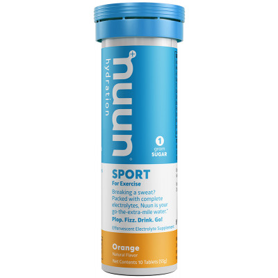nuun Hydration Sport Orange