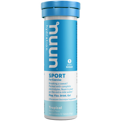 nuun Hydration Sport Tropical