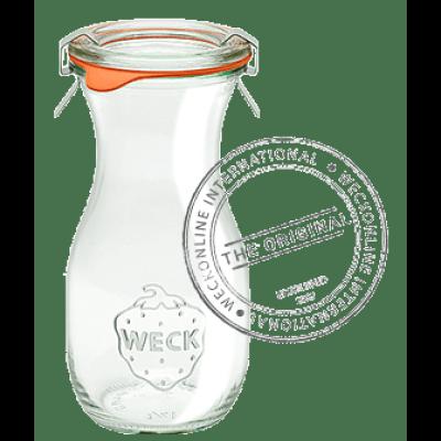 Weck Juice Glass Jar
