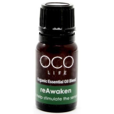 Organico by Oco Life Reawaken Essential Oil Blend