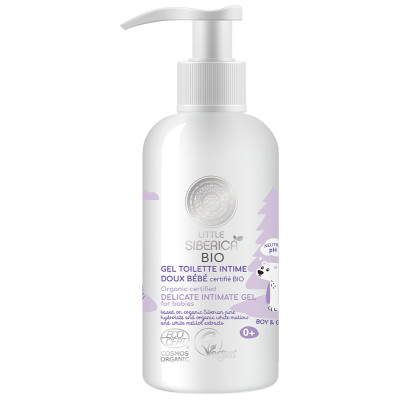 Little Siberica Delicate Intimate Gel for Babies