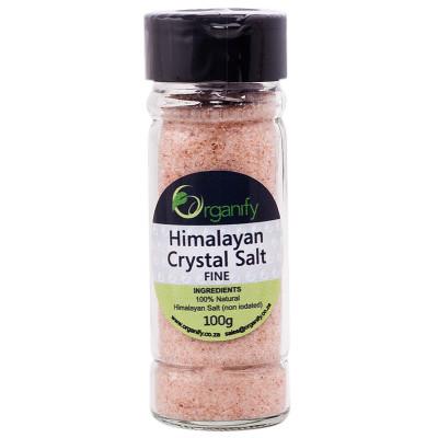 Organify Himalayan Fine Crystal Salt