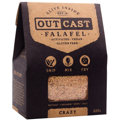 Outcast Falafel - Crazy