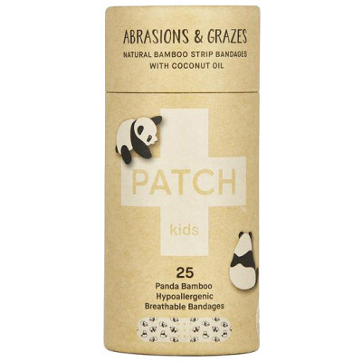 Patch Coconut Oil Kids Adhesive Strips