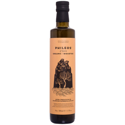 Phileos - Organic Extra Virgin Olive Oil