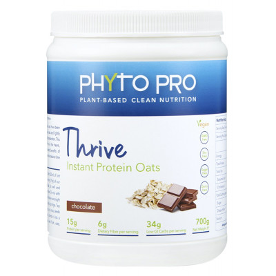 Phyto Pro Thrive Chocolate Protein Oats