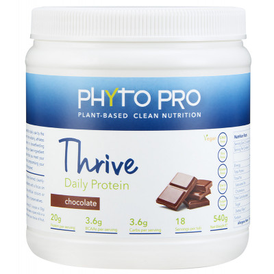 Phyto Pro Thrive Chocolate Protein Shake
