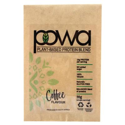 POWA Coffee Protein Blend