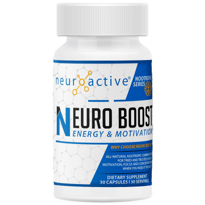 Neuro Active Neuro Boost