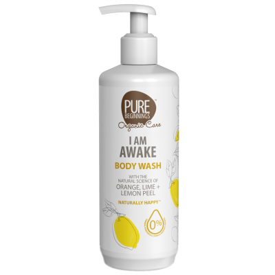 Pure Beginning Adult Body Wash - I am Awake