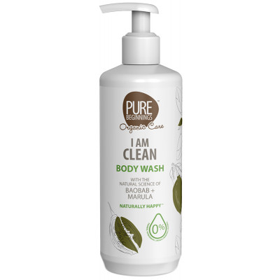 Pure Beginning Body Wash - I am Clean