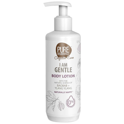 Pure Beginnings Body Lotion - I am Gentle