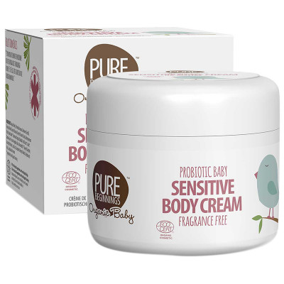 Pure Beginnings Probiotic Baby - Sensitive Body Cream