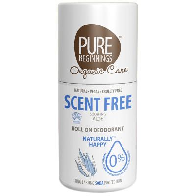 Pure Beginnings Scent Free Aloe Deodorant
