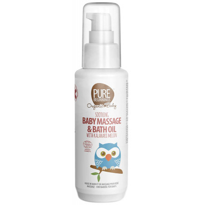 Pure Beginnings Soothing Baby Massage and Bath Oil