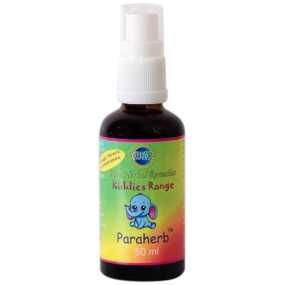 Pure Herbal Remedies Kiddies Paraherb Spray