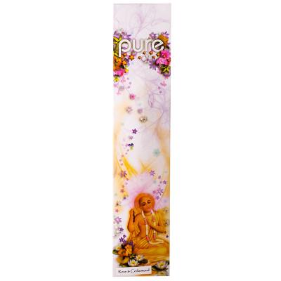 Pure Incense Pure - Rose & Cedarwood