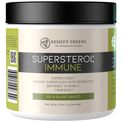 Remedy Greens SuperSterol® Immune