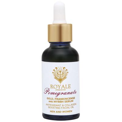 Royale Pomegranate, Frankinsense & Myrrh Face Serum