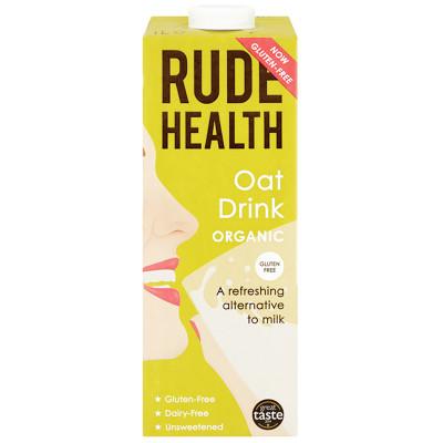 Rude Health Oat Drink Gluten Free